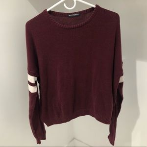 brandy melville varsity sweater